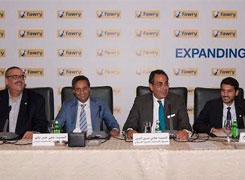 CONSORTIUM ACQUIRES MAJORITY STAKE IN FAWRY, EGYPT'S LEADING E-PAYMENT SERVICES PLATFORM