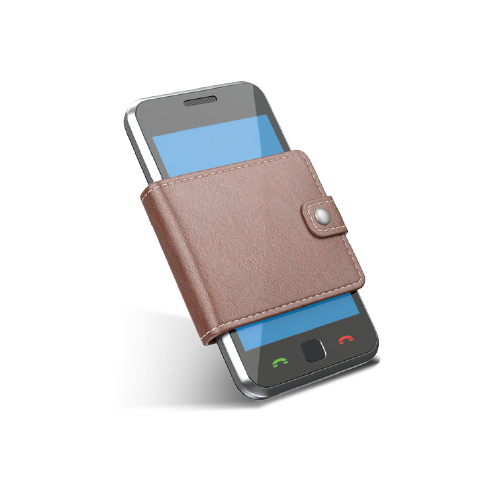 Pay your bills , mobile Topup and transfer money anywhere using your mobile wallet.